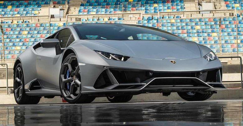 Lamborghini Huracan Evo The Insider Middle East